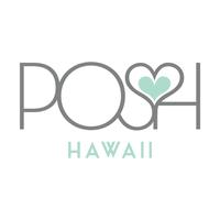 Posh Hawaii logo