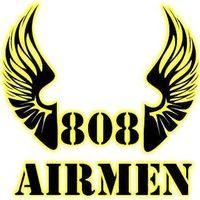 808 Airmen logo