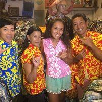 Bailey's Antiques & Aloha Shirts logo