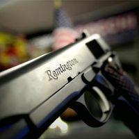 Honolulu Firearms & Range logo