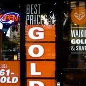 Waikiki Gold & Silver logo