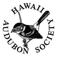 Hawaii Audubon Society logo