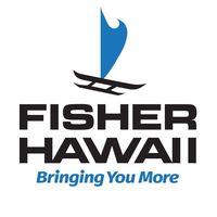Fisher Hawaii logo