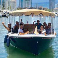 Hawaii Electric Boat Tours logo
