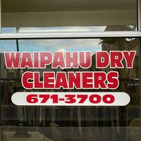 Waipahu Dry Cleaners logo