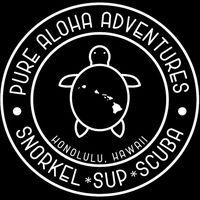 Pure Aloha Adventures logo