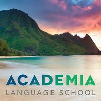 Academia Language School logo