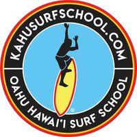 Kahu Surf School logo