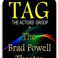 TAG-The Actors Group logo