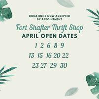 Fort Shafter Thrift Shop logo