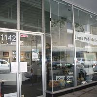 Louis Pohl Gallery logo