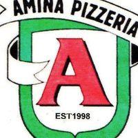 Amina Pizzeria logo