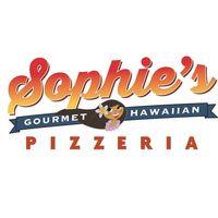 Sophie's Gourmet Hawaiian Pizzeria logo