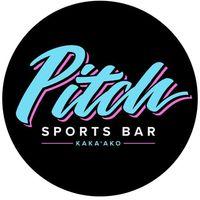 Pitch Sports Bar logo