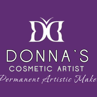 Donna's Cosmetic Artist logo