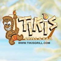 Tikis Grill & Bar logo