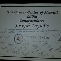 Cancer Center of Hawaii logo