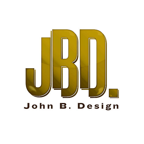 John B Design logo