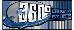 360 Design Studio logo