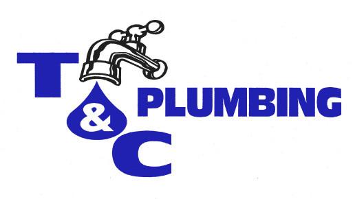 T & C Plumbing logo