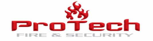 Protech Fire & Security logo