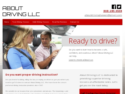 About Driving LLC logo