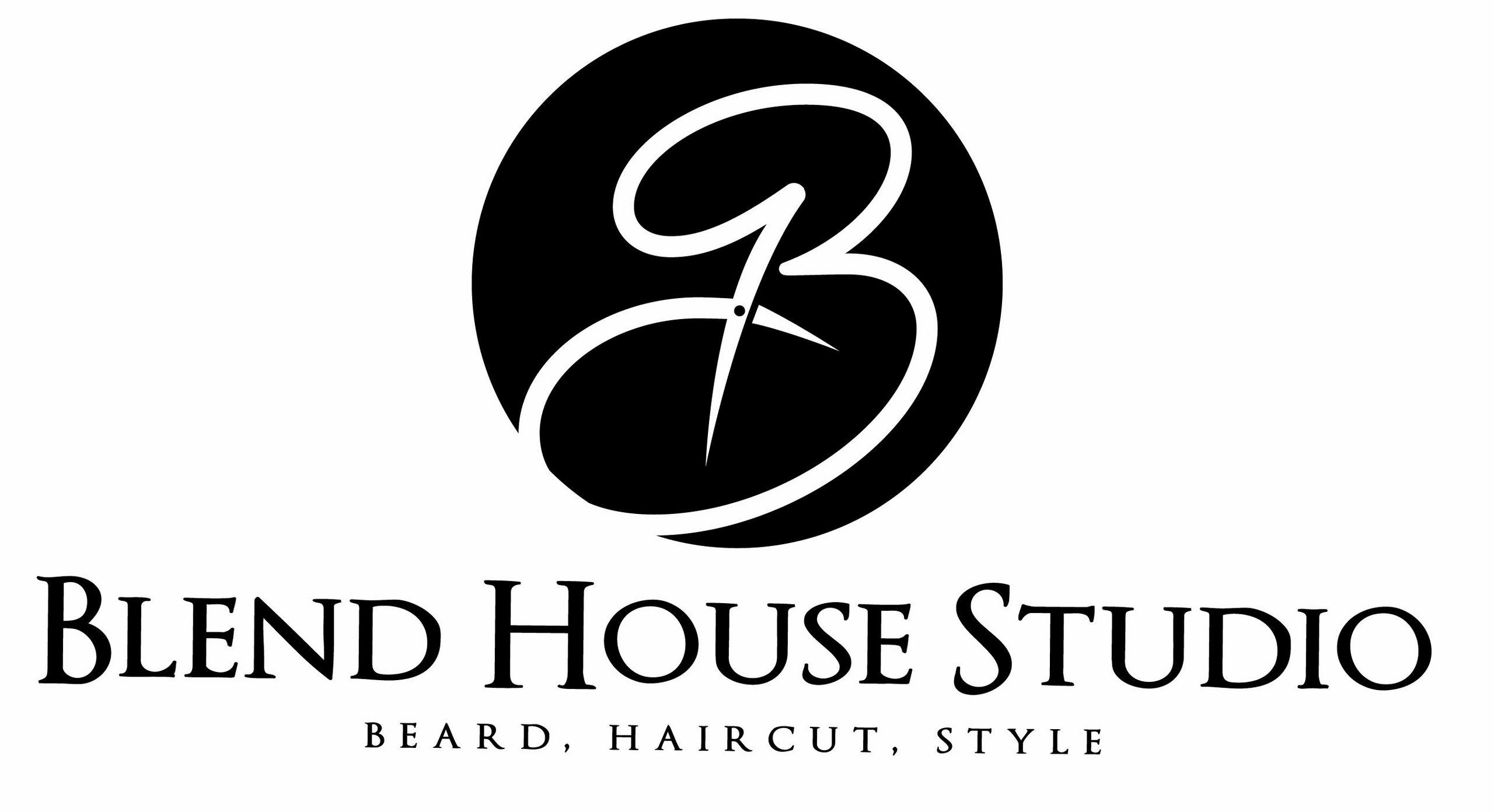 Blend House Studio logo