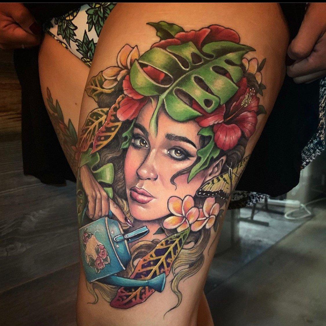 Tattoolicious Tattoo Waikiki logo