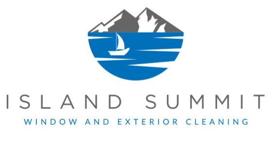 Island Summit Window & Exterior Cleaning logo