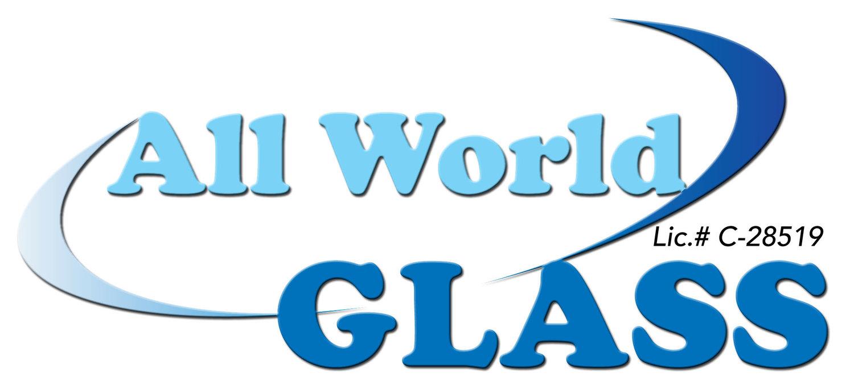 All World Glass logo