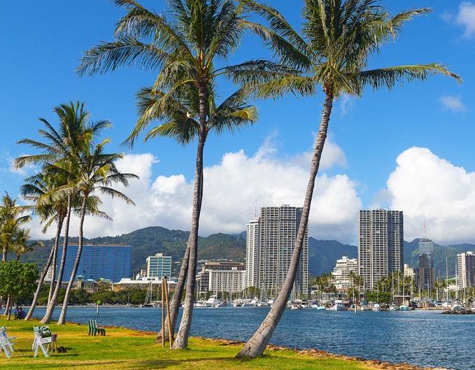 SCORE Mentors Hawaii logo
