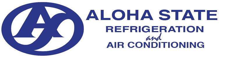 Aloha State Refrigeration logo