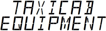 Taxicab Equipment logo