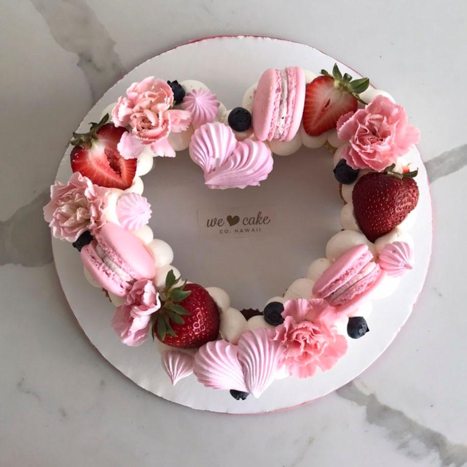 We Heart Cake Company logo