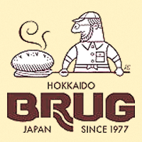 BRUG Bakery Pearlridge Uptown logo