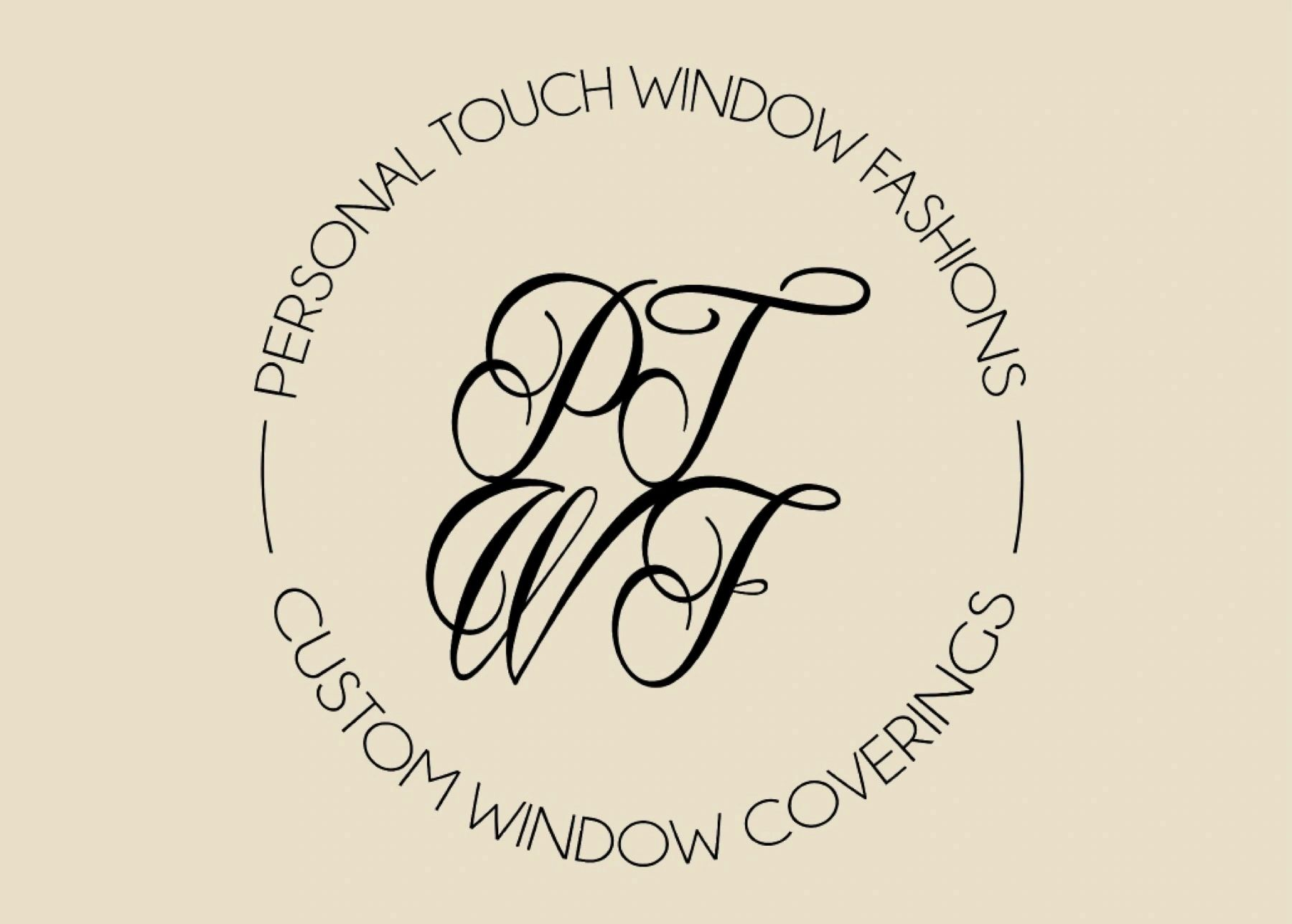 Personal Touch Window Fashions logo