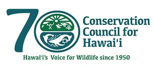 Conservation Council-Hawaii logo