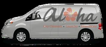Aloha Dry Cleaners & Laundry logo