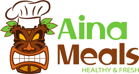 Aina Meals logo