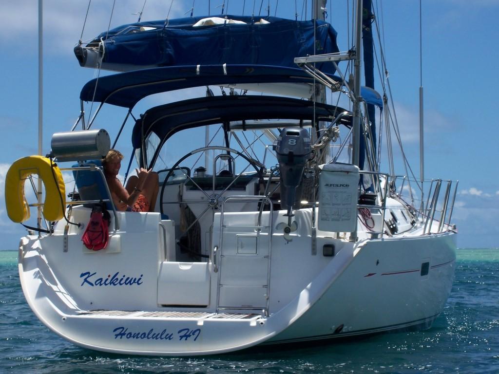 Sail Blue Hawaii LLC logo