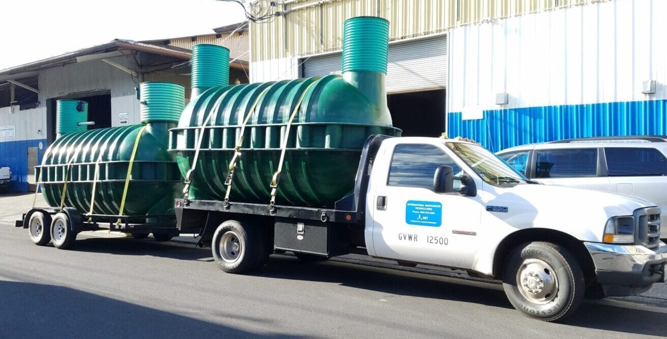International Wastewater Technologies Inc logo