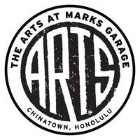 The ARTS at Marks Garage logo