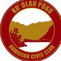 Koolaupoko Hawaiian Civic Club logo