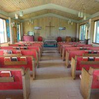 Waialua Christian Church logo