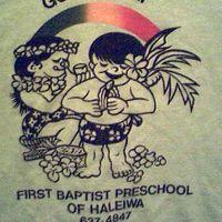 First Baptist Preschool of Haleiwa logo