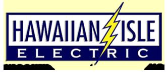 Hawaiian Isle Electric LLC logo