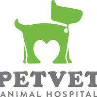 PetVet Animal Hospital logo