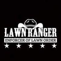 The Lawn rangers & Tonto Contractor logo