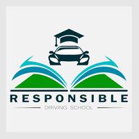 Responsible Driving School logo