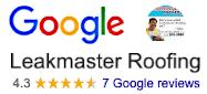 Leakmaster Roofing logo